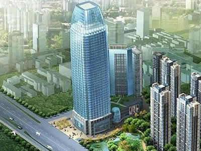 (出租)高新地标写字楼云中城220平精装带家具出租